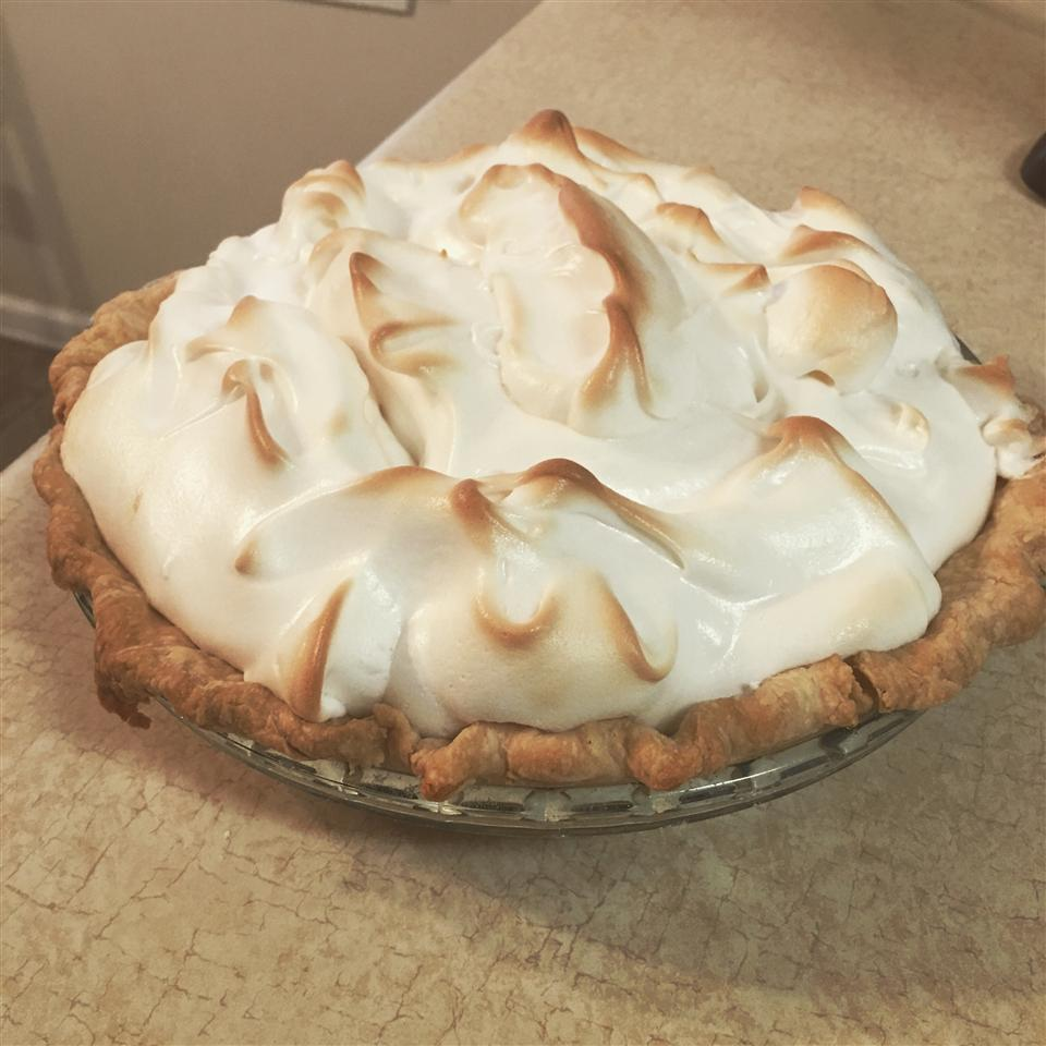 Bev's Chocolate Pie Shannon Easter Cappel