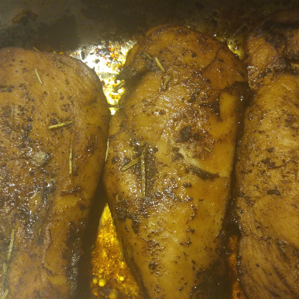 Honey-Balsamic Chicken