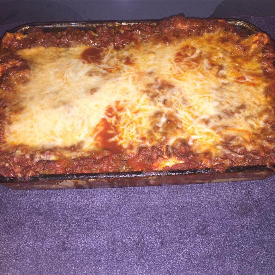 Classic Lasagna Chrissy