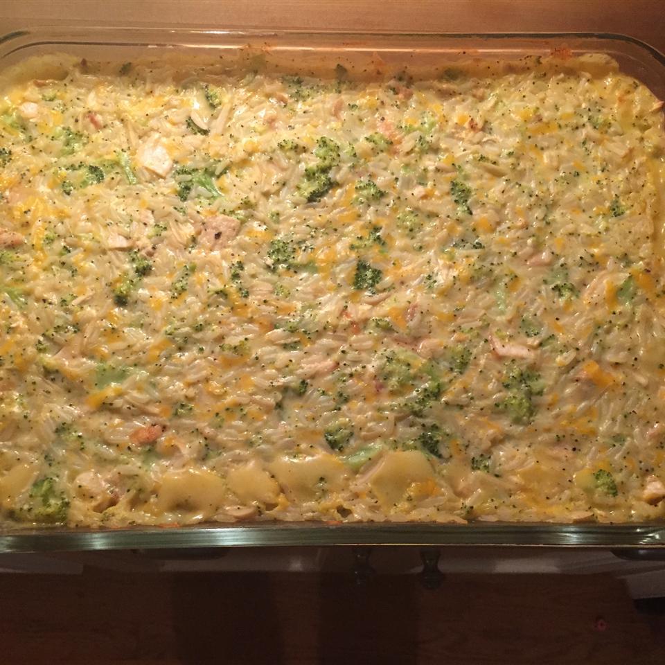 Easy Chicken and Broccoli Casserole