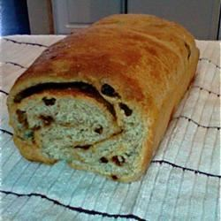 Cinnamon Raisin Swirl Bread Lisa