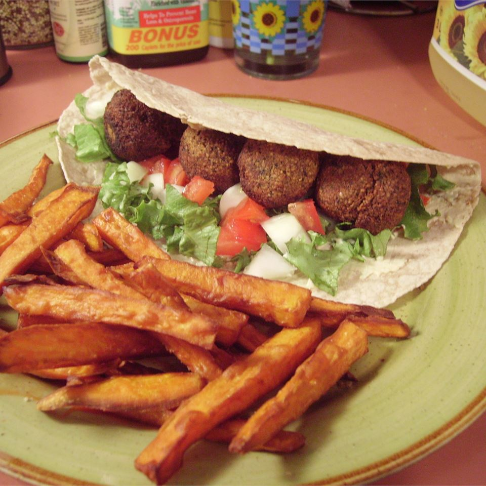 Jeanie's Falafel