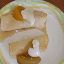 Vanilla Crepes Kristy Guillotte