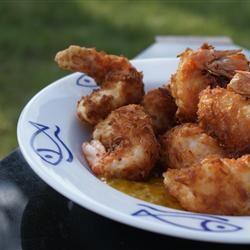 Coconut Shrimp II
