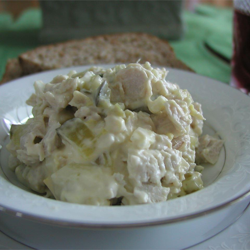 Annie's Turkey Salad Beth Wand Sidell