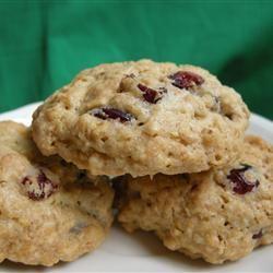 Ocean Spray® Oatmeal Cranberry White Chocolate Chunk Cookies sopenia