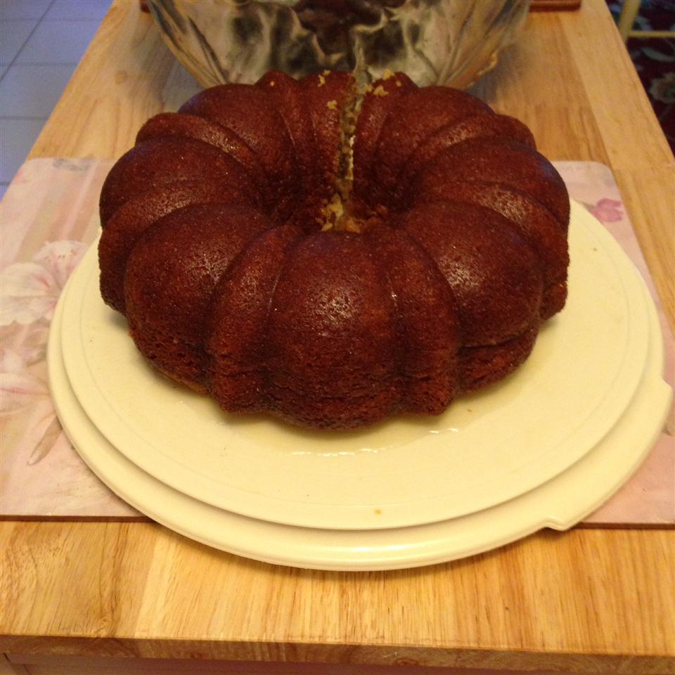 White Wine Pound Cake Grandjoy