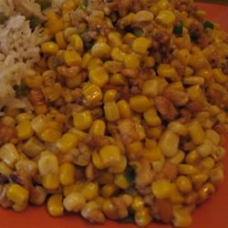 Sweet Corn Subji With Paneer and Cashew Nuts cstopre