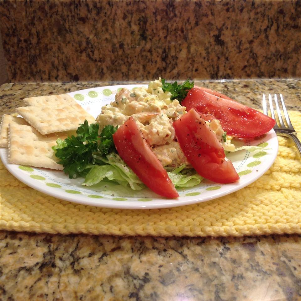 Shrimp Egg Salad PauletteW