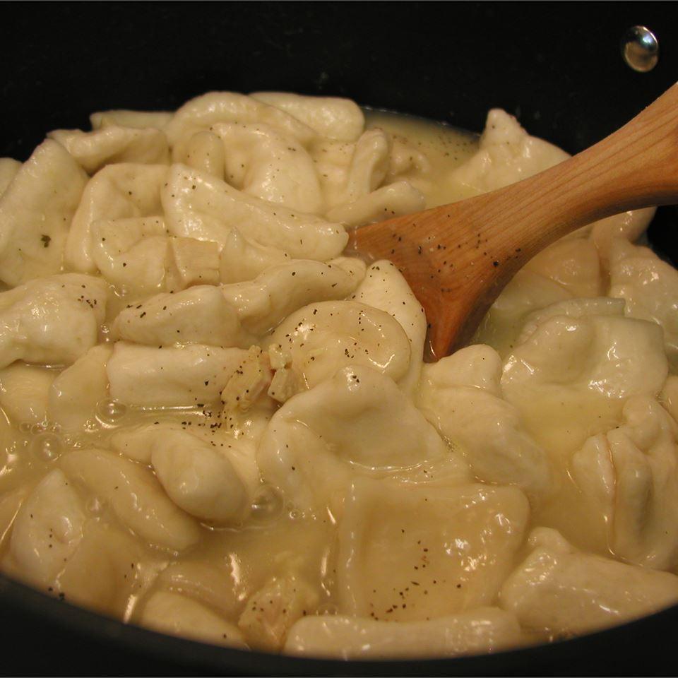 Turkey Dumplings Beth Wand Sidell