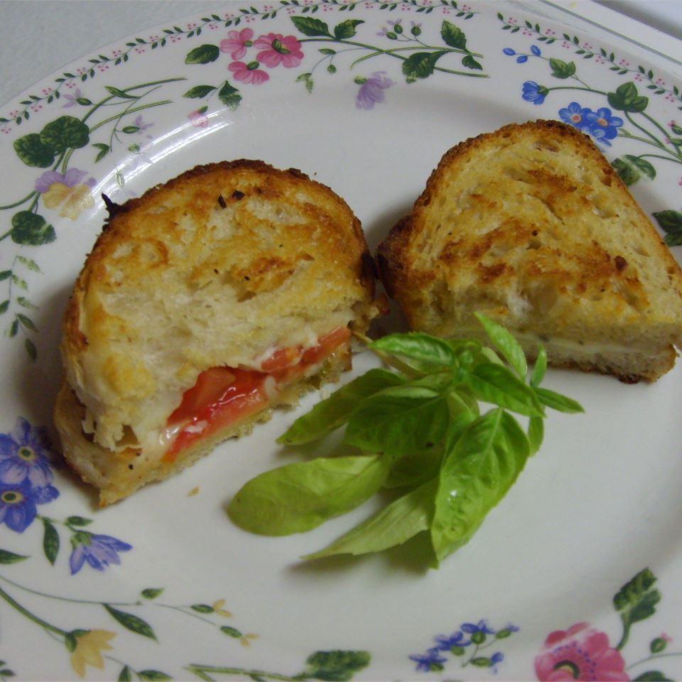 Italian Grilled Cheese Sandwiches Mallinda