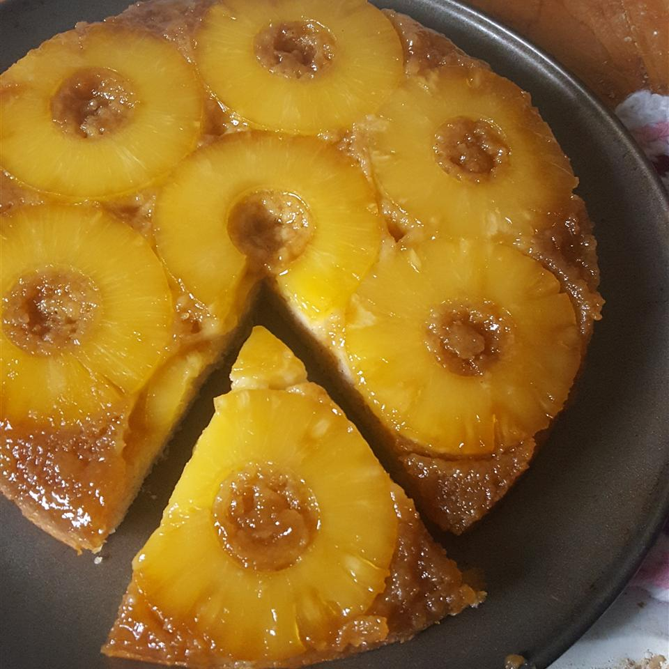 Pineapple Upside-Down Cake II