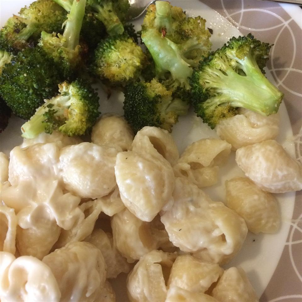 Steamed Broccoli honeybee