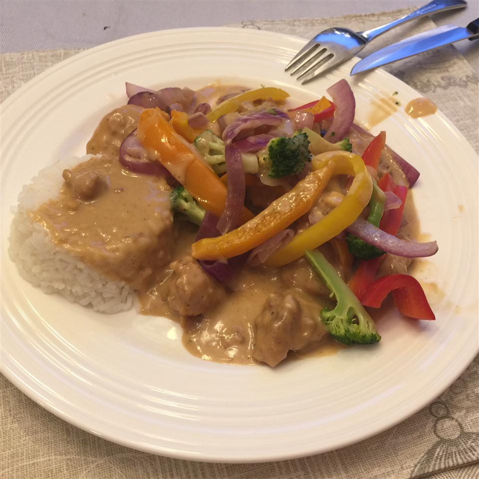 The Best Thai Curry-Peanut Sauce Nicholas Aird