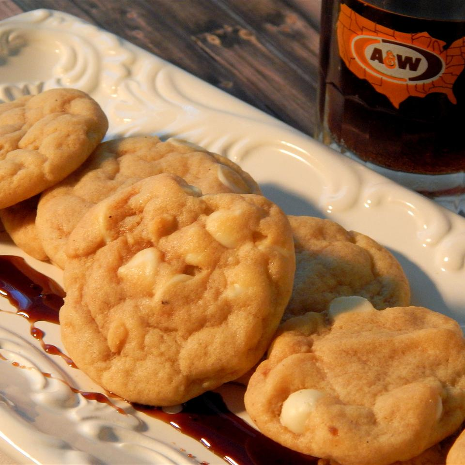 Root Beer Float Cookies cvanguil