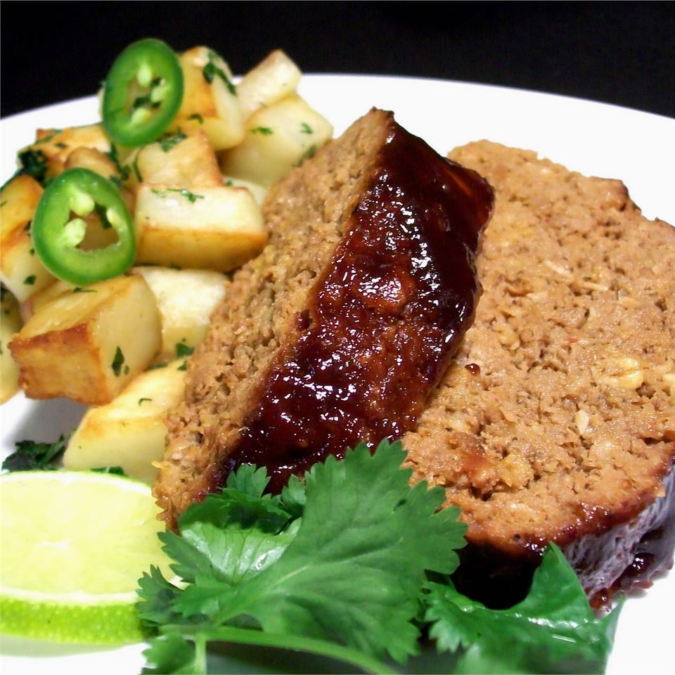 Smokey Chipotle Meatloaf