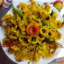 Sesame Shrimp Sulaiman Kannu Nazeer