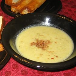 Cream of Asparagus Soup I