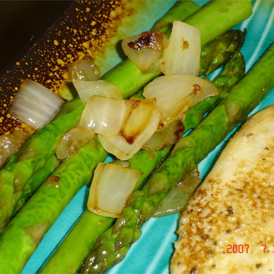 Stir Fried Asparagus