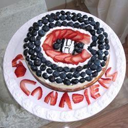 Amaretto Mousse Cheesecake katarzyna