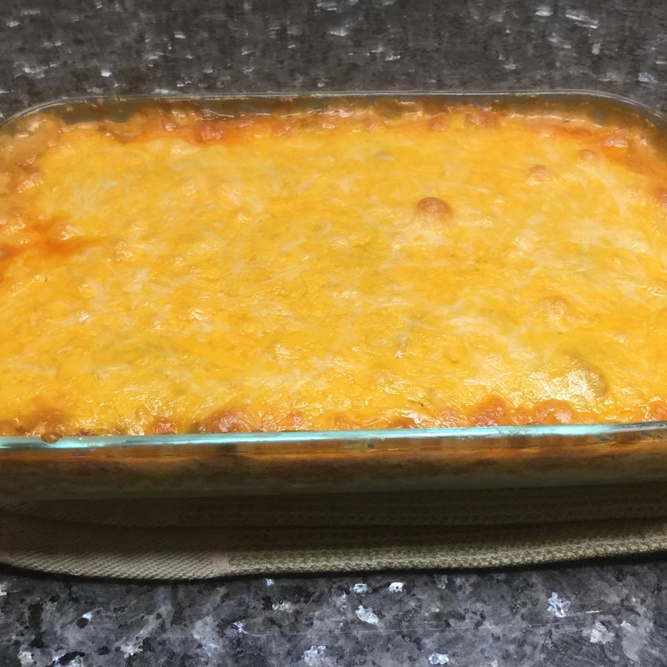 Baked Taco Dip Kamacaru