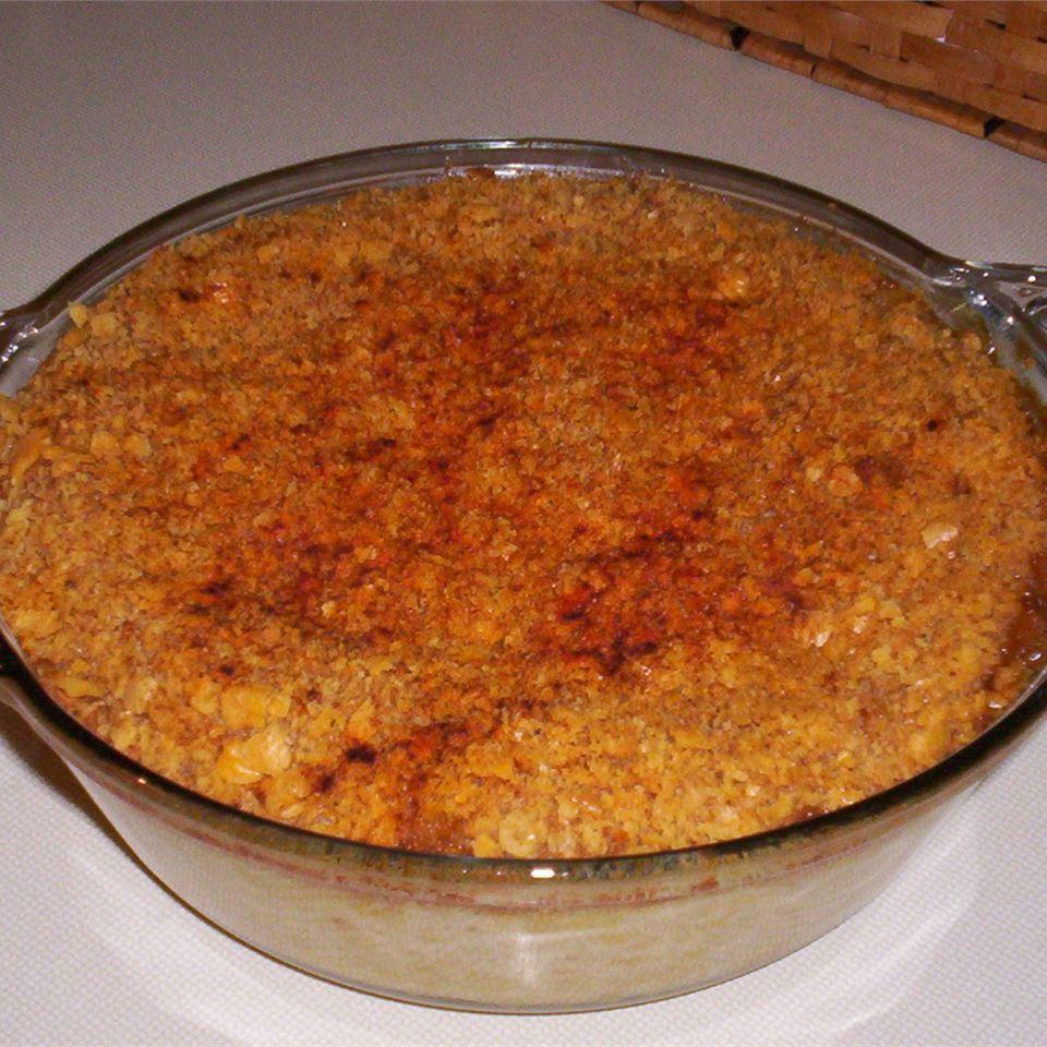 Old-Fashioned Scalloped Corn