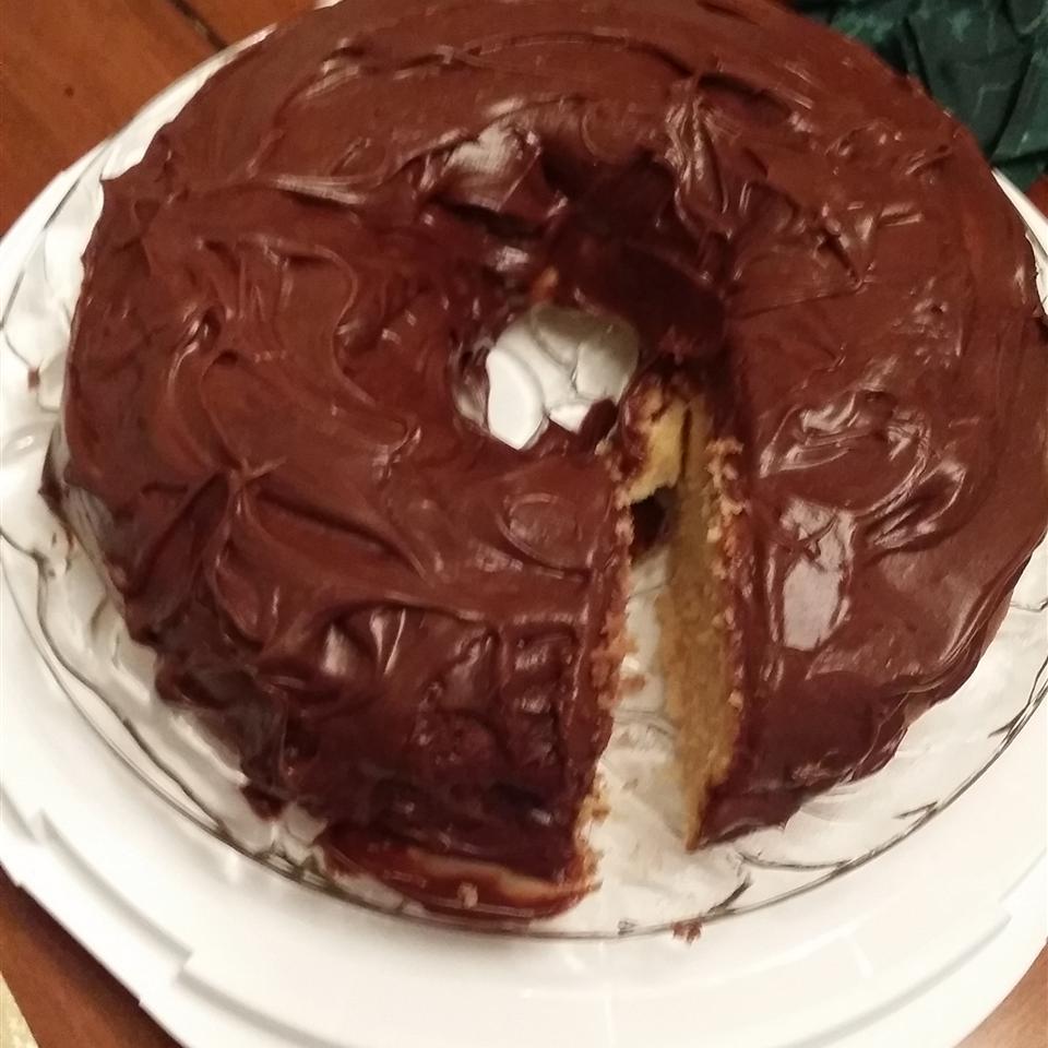 Sour Cream Bundt Cake Angela Cofield Jones