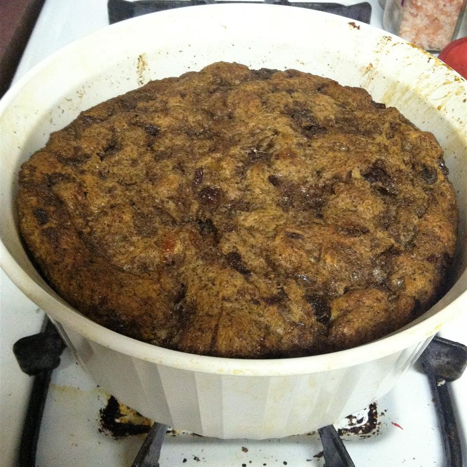 English Bread and Butter Pudding