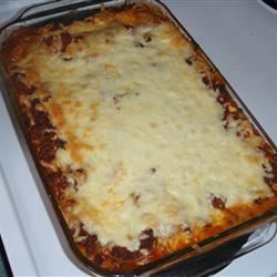 Simply Traditional Lasagna Mammarobe