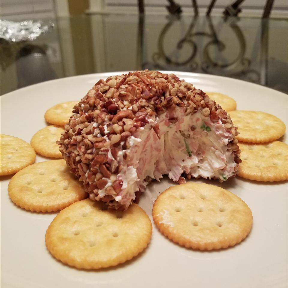 Cream Cheese and Ham Spread Arie