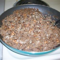 Creole Black-Eyed Peas and Rice Elizabeth