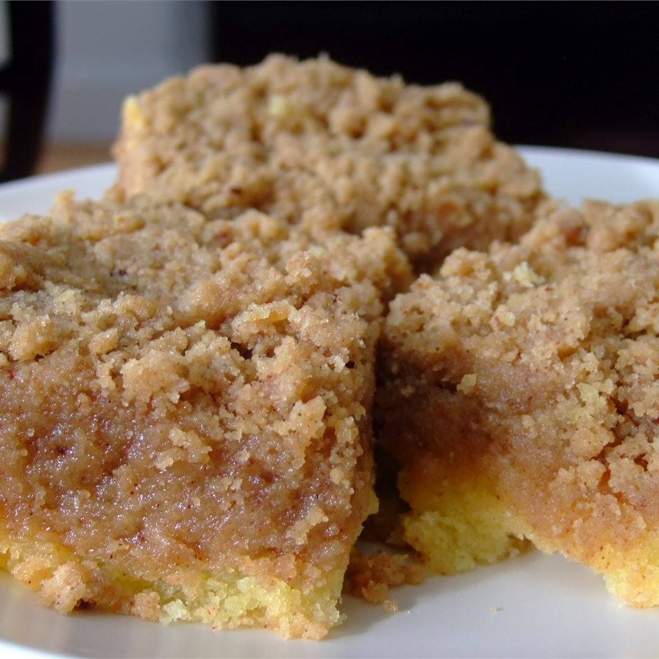 Outrageously Buttery Crumb Cake image