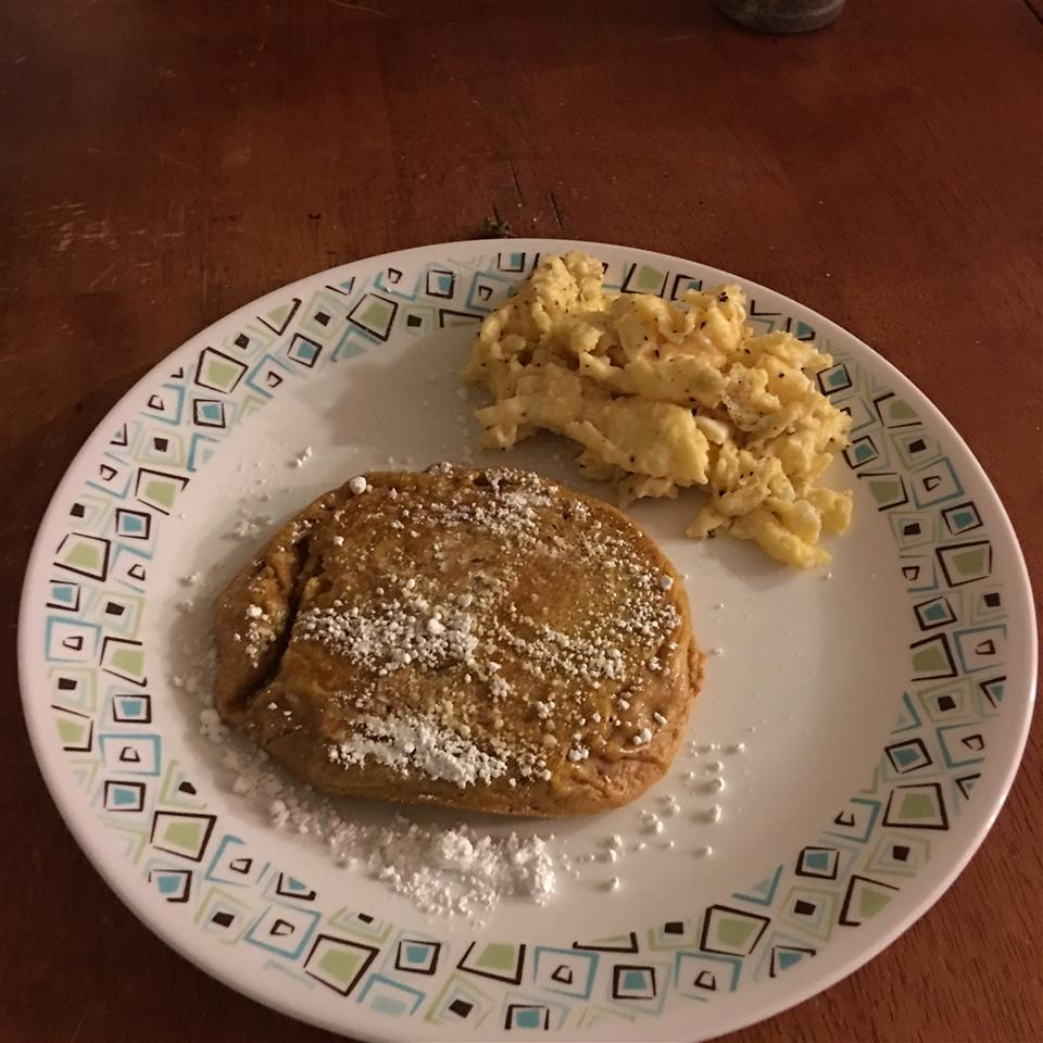Easy Pumpkin Pancakes Shyloh Brunton
