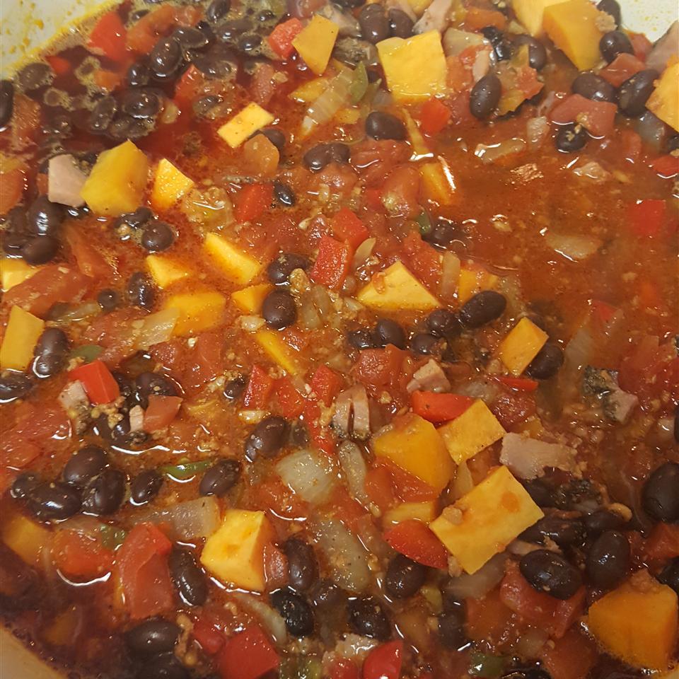 Brazilian Black Bean Stew Rebecca Beckwith