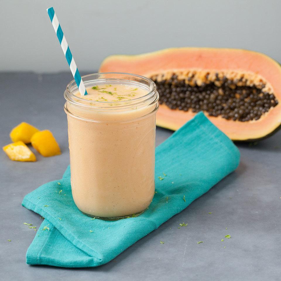 Tropical Melon Smoothie Breana Killeen