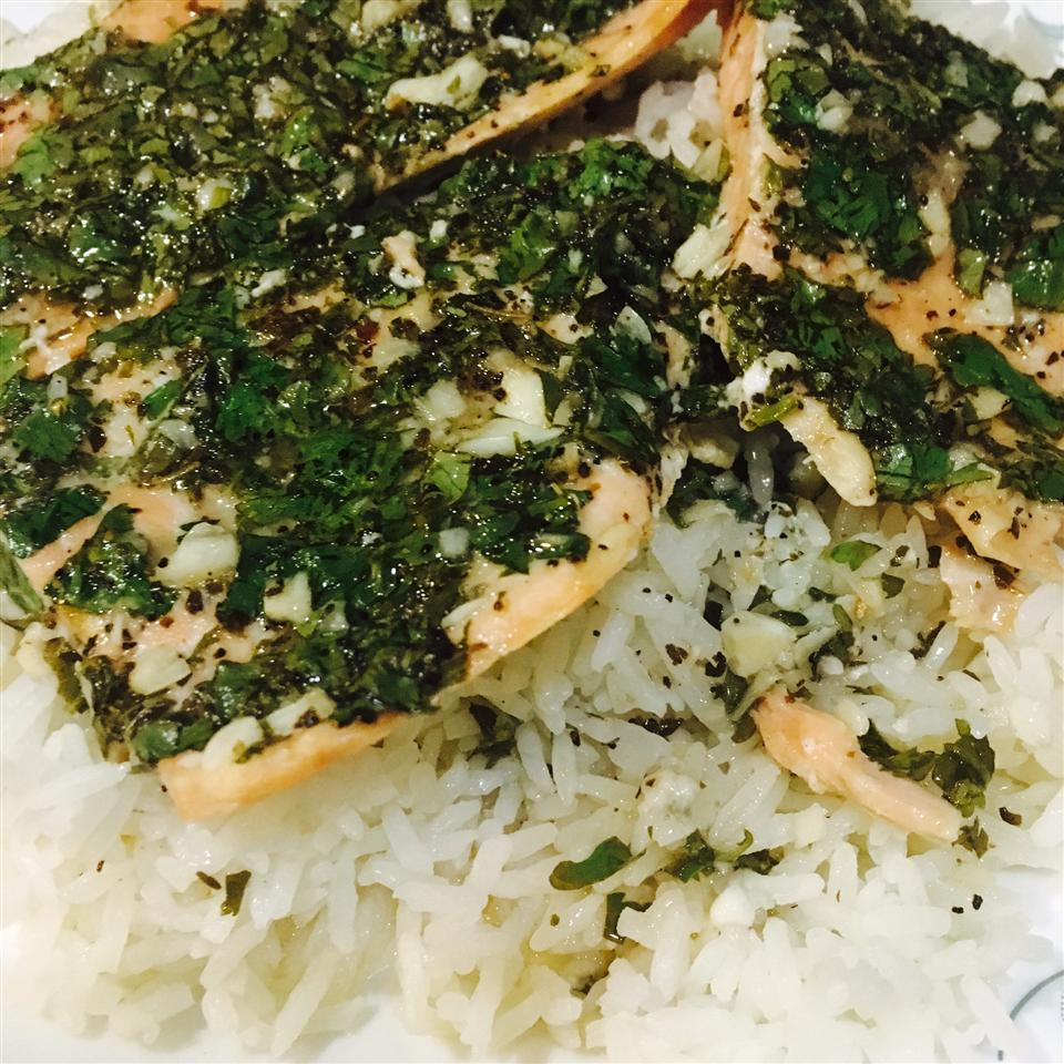 Baked Salmon II Beth Coronejo