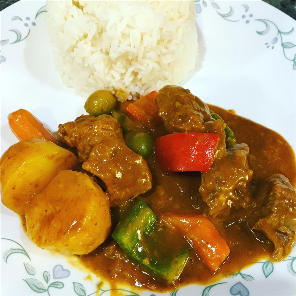 Caldereta (Filipino Beef and Chorizo Stew)