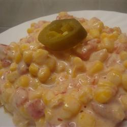 Warm Mexican Corn Dip amandak23k
