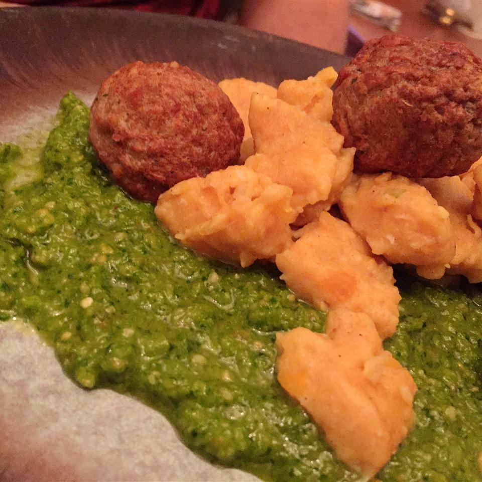 Sweet Potato Gnocchi Fishcakeblues