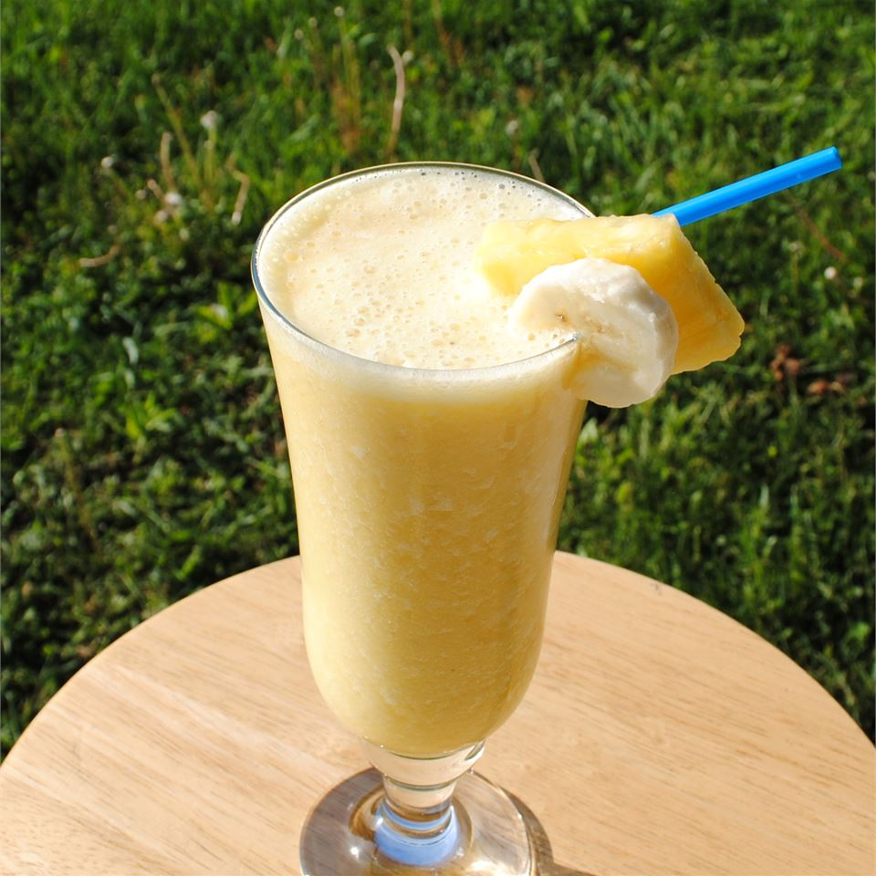Tropical Cooler Smoothie