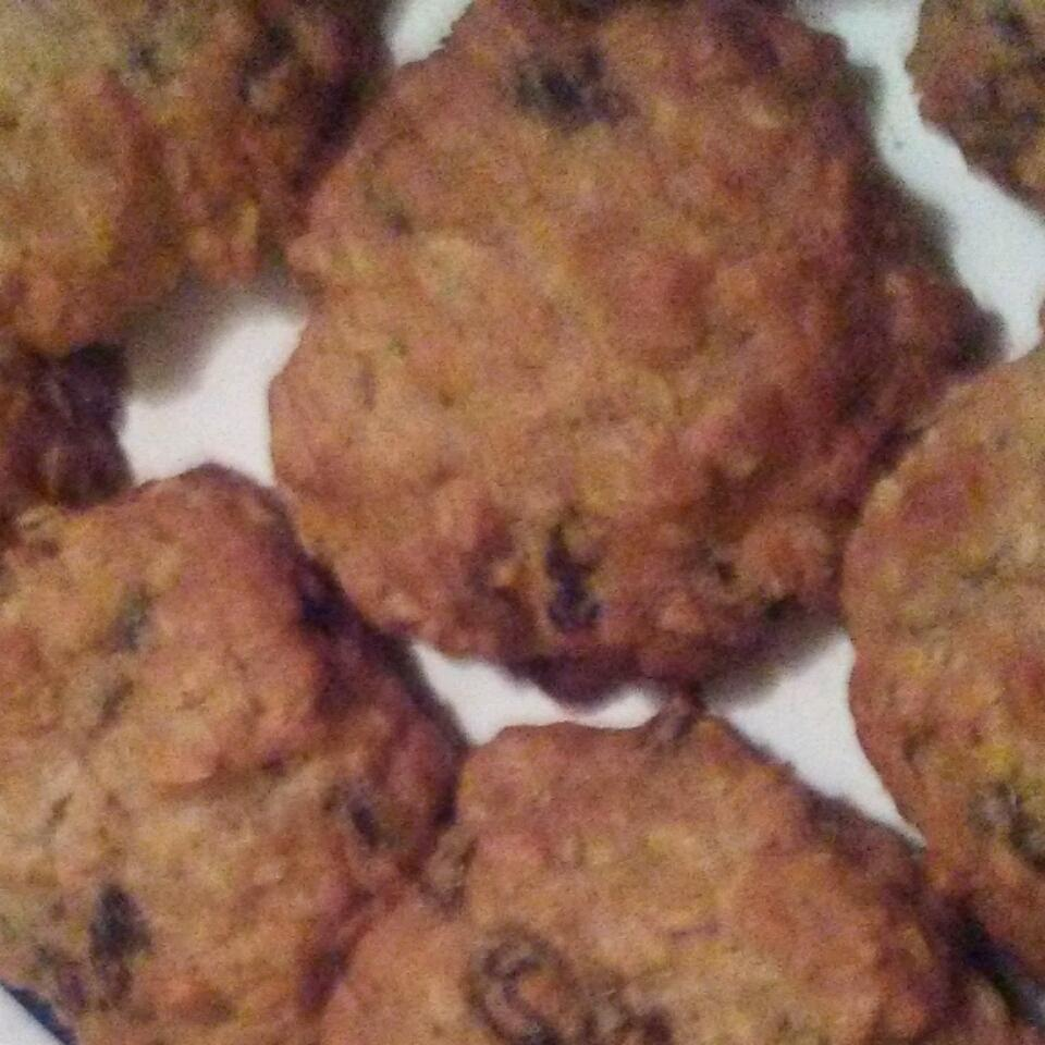 Oatmeal Raisin Cookies VI Anna Price