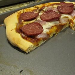 Bread Machine Pizza Dough Kristina72913