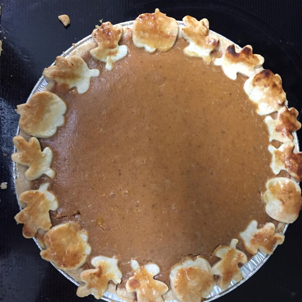 Pumpkin Pie Amanda Costain