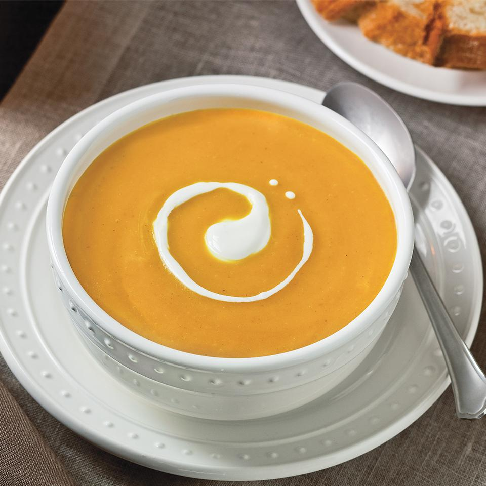 Butternut Curry Soup Allrecipes Trusted Brands