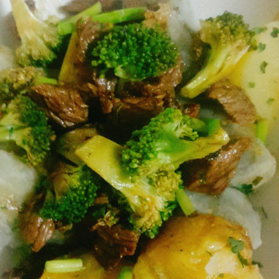 Broccoli Beef II Sunita Ivan