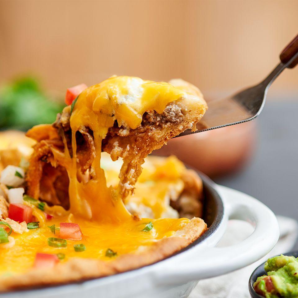 Taco Pie from Borden® Cheese Borden® Cheese
