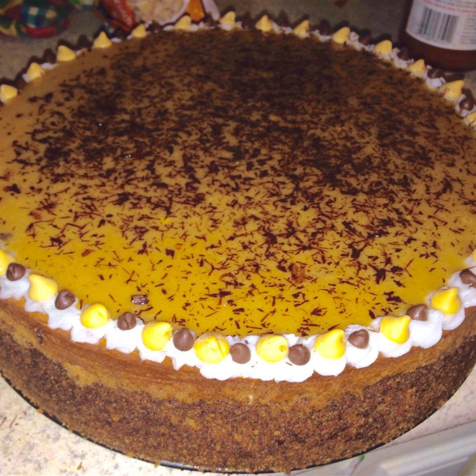 Fudge Truffle Cheesecake from EAGLE BRAND® Philip Blaney