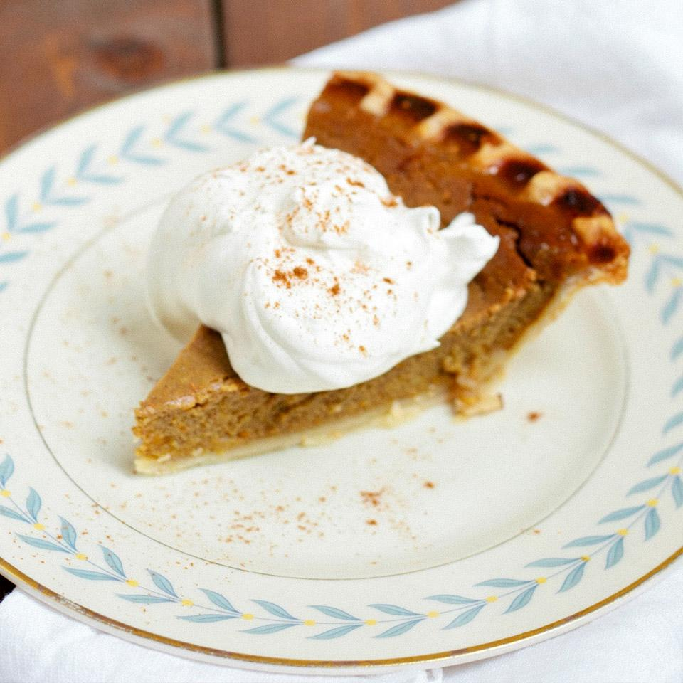 Pumpkin Pie from Almond Breeze® Borden® Cheese