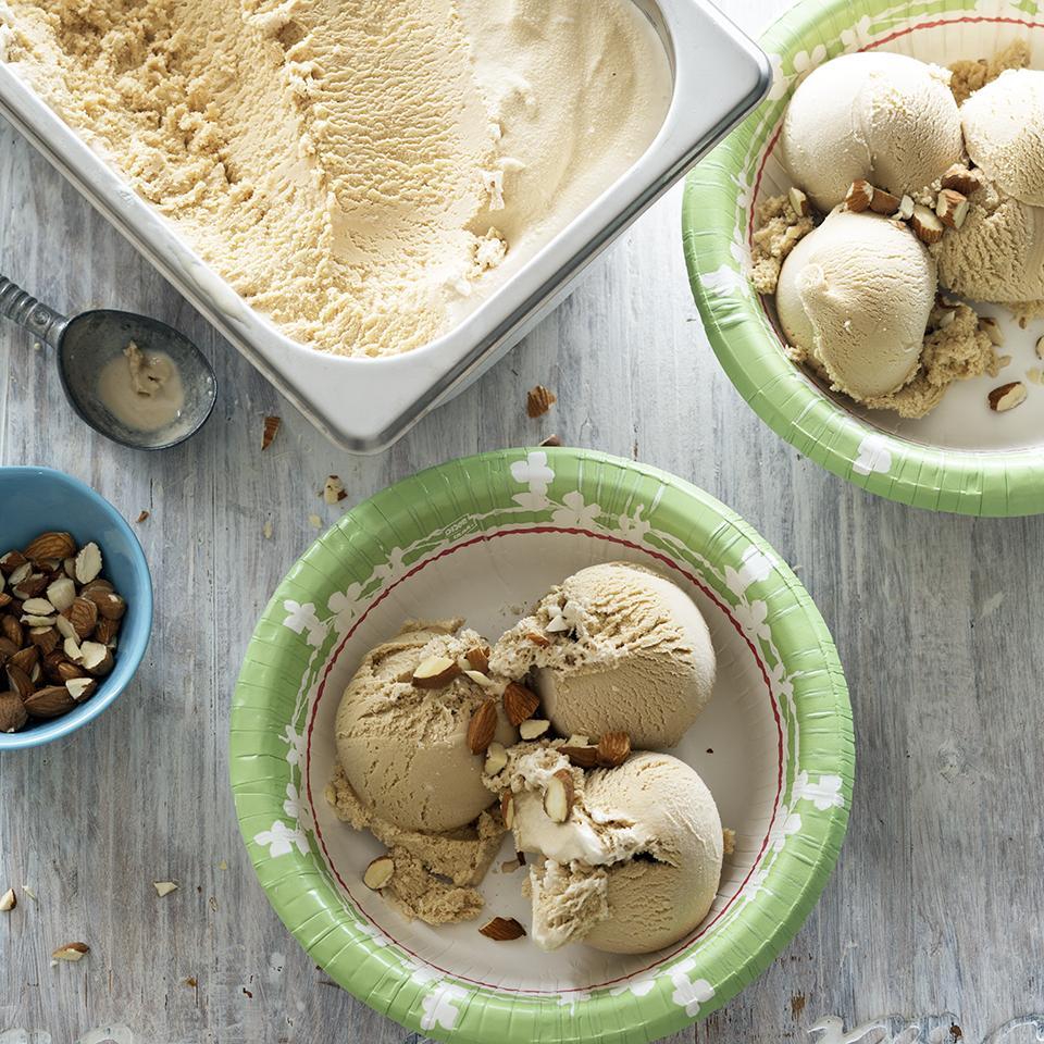 Almond Coffee Ice Cream Allrecipes Trusted Brands