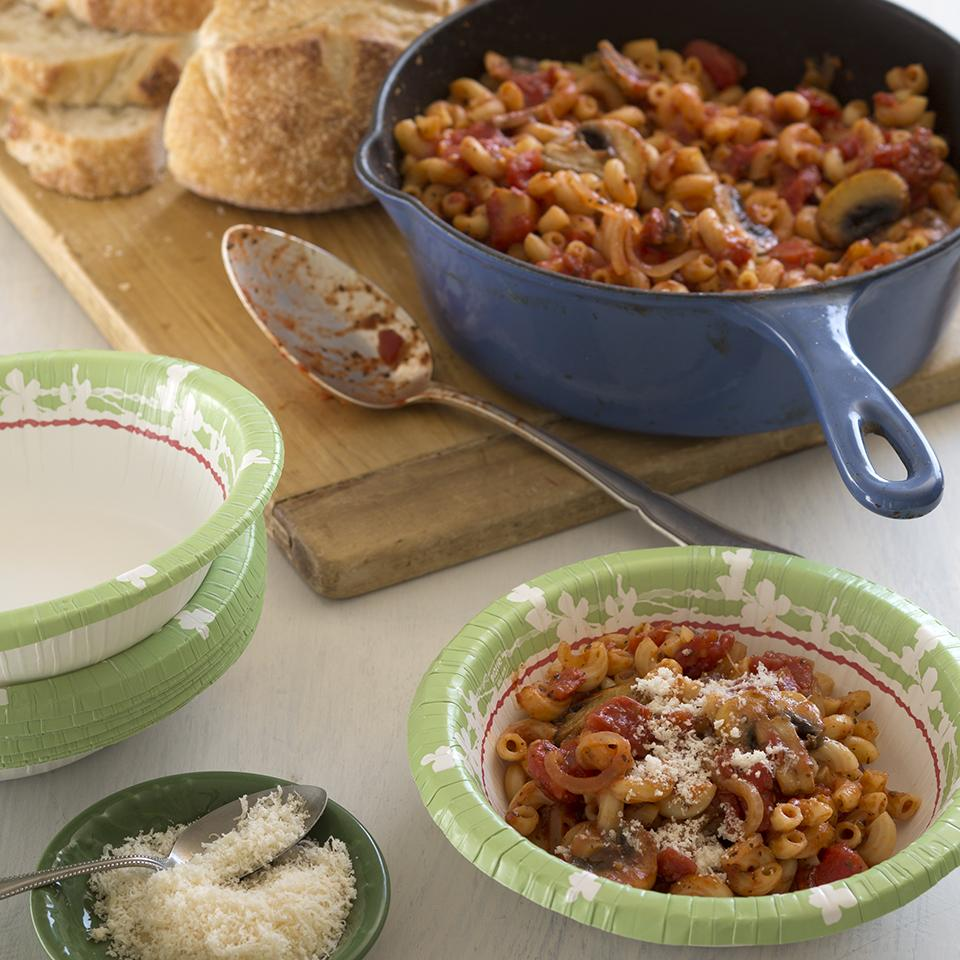 One Pot Pasta Trusted Brands